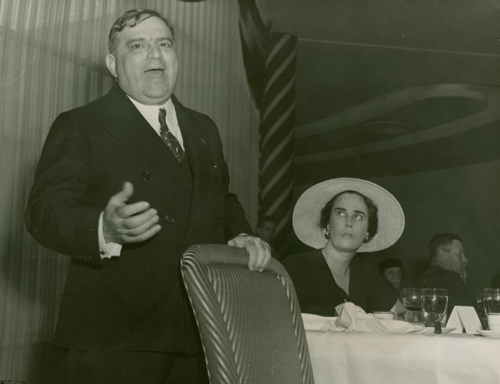 New York City Mayor Fiorello La Guardia History