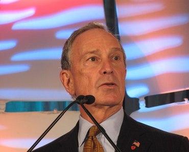 Michael Bloomberg History
