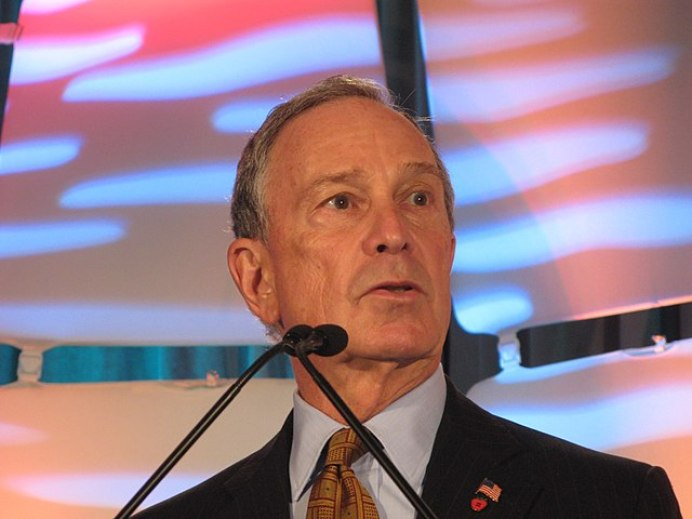 Michael Bloomberg History
