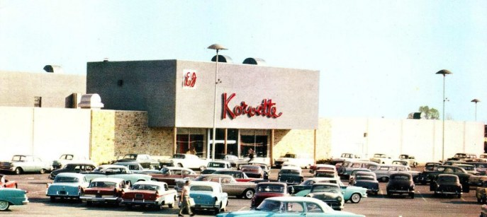 History of Korvettes Department Stores