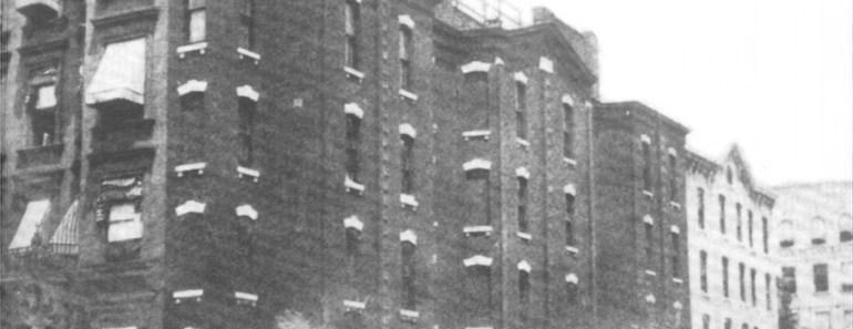 Spite House History