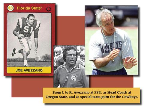 LASTING LEGACY: Former Dallas Cowboys special teams coach Joe Avezzano passes away - Joe Avezzano 1943-2012 - The Boys Are Back blog