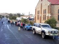 Broken Hill start