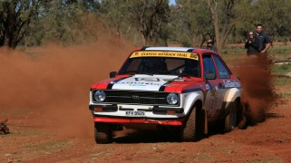 Jorge Perez Companc and Jose Volta, Ford Escort RS1800