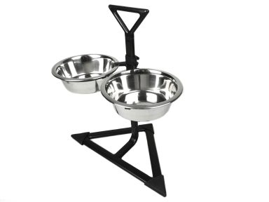 Stainless Steel Stands and Feeders