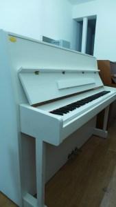 Klavier aus Riga