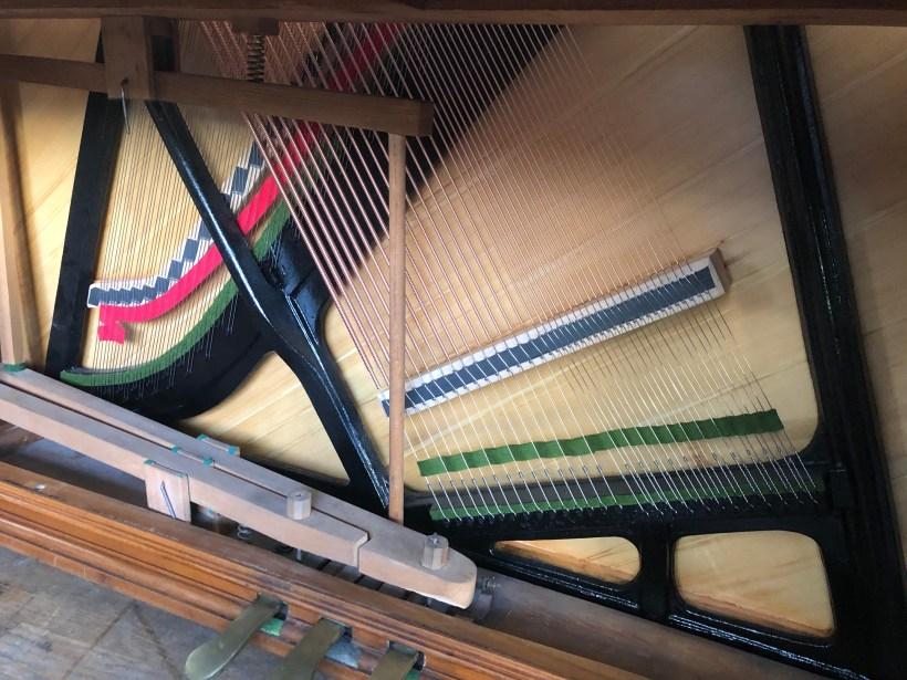 Steg Klavier Niendorf