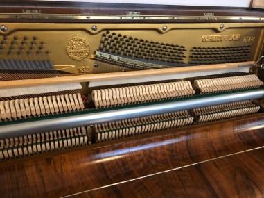 Klavier Schmidt Flohr Mechanik