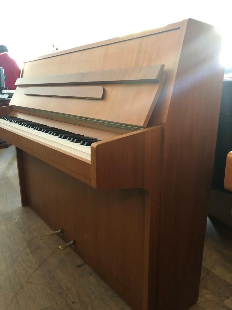 Klavier Ibach Seite