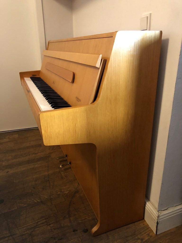 Klavier Ibach A