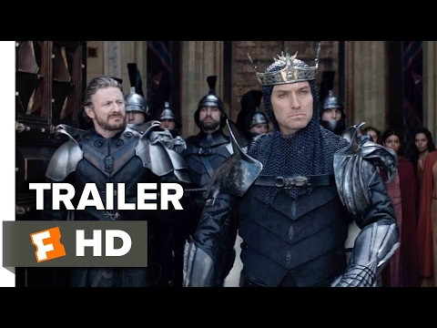 King Arthur: Legend of the Sword Trailer #1   Movieclips Trailers