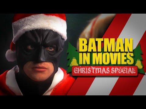 Batman in Classic Movie Scenes: Christmas Special