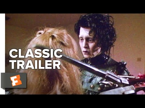 Edward Scissorhands (1990) Trailer #1 | Movieclips Classic Trailers
