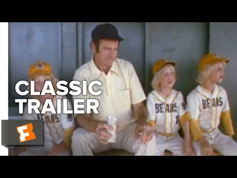 The Bad News Bears (1976) Trailer #1 | Movieclips Classic Trailers