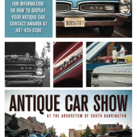 CAR SHOW: Arboretum of South Barrington