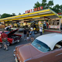 CRUISE NIGHT: Miller's Dog 'N Suds, Ingleside
