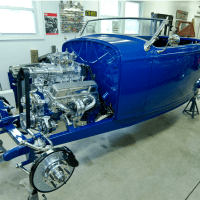 FEATURE: Gary Heidt, 1932 Ford Roadster