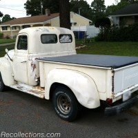 PROJECT CAR: 1952 International L-Series Truck