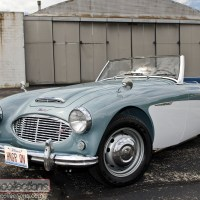 FEATURE: 1959 Austin Healey Model 100-6