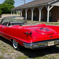 FEATURE: 1958 Chrysler Imperial Crown Convertible