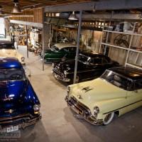 DREAM GARAGE FEATURE: 1950s Oldsmobile Basement