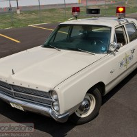 FEATURE: 1967 Plymouth Fury Police Car