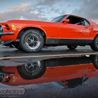 FEATURE: 1970 Ford Mustang Mach 1