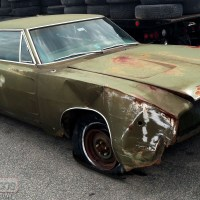 PROJECT CAR: 1968 Dodge Charger