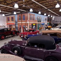 DREAM GARAGES: 'Mr. Ed' Schoenthaler Collection