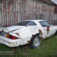 BARN FIND: Chevrolet Camaro