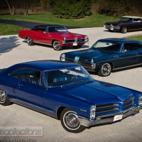 FEATURE: 1960s Pontiac 2+2 Collection