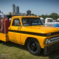 FEATURE: 1964 Chevrolet C30 Black Hawk Farms Raceway Tow Truck