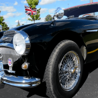 CRTV: 2016 British Car Show, Palatine, IL