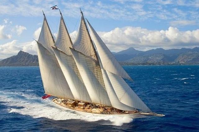 RORC Caribbean 600 Classic Sailboats