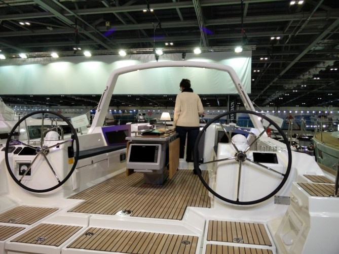 London Boat Show 2016