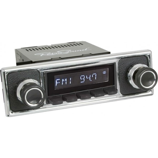 Radio RetroSound SB Black Pebble (DAB)