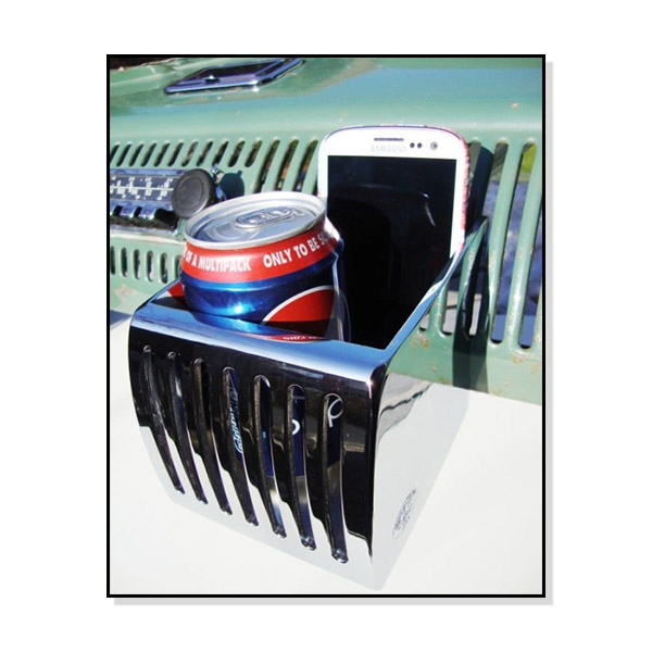 Cup Holder Chrom VW Bus T1