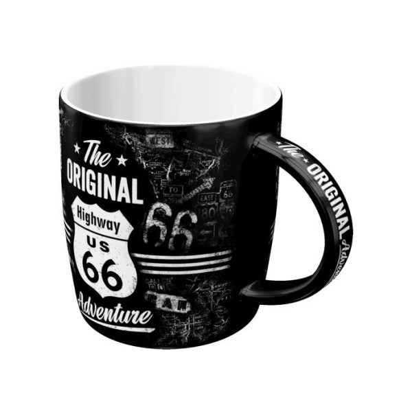 "Kubek Ceramiczny ""Route 66 The Original Adventure"""