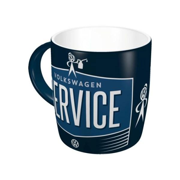 "Kubek Ceramiczny ""Service and Repairs"" VW"