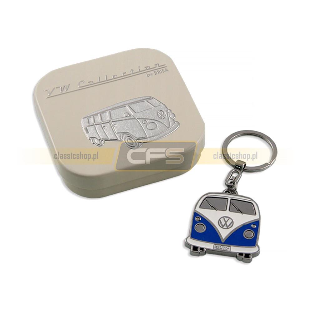 Breloczek Do Kluczy + Pudełko VW Bus T1 Bulik