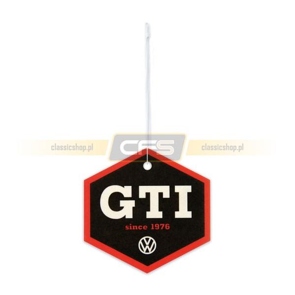 """Odświeżacz Powietrza """"Kokos"""" VW GTI Since 1976"""