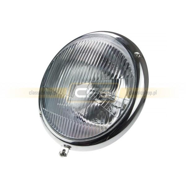 Lampa Reflektor Leżący VW Garbus (61-67), Porsche 356