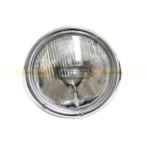 Lampa Reflektor Bilux (Hella) VW Garbus (67-74)