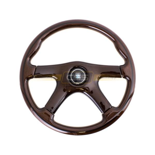 Kierownica Drewniana Nardi Gara 4/4 36,5cm VW, Mercedes, Bmw