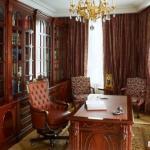 Освещение домашнего кабинета