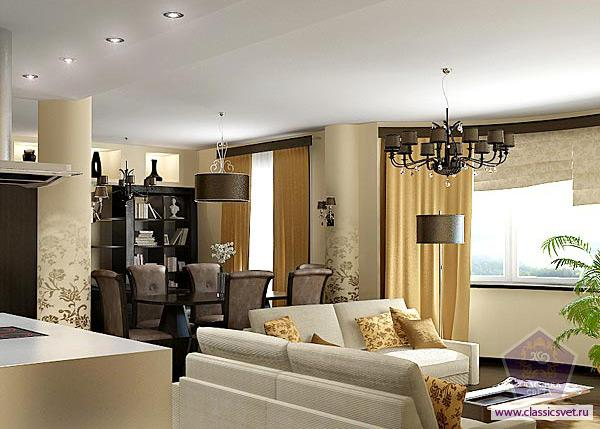 Основные советы для дизайна квартиры 02