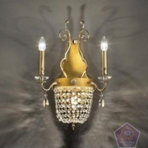 Emme Pi Light 6005/A2+1 Бра цвет: золото