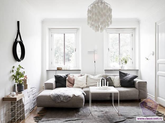 Как сделать комнату визуально больше