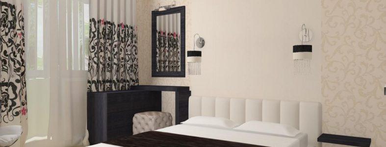 Дизайн спальни в стиле модерн 02