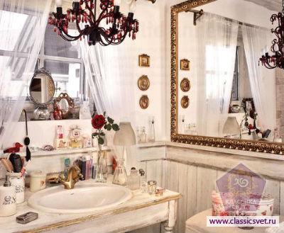 Декорирование ванной комнаты 02